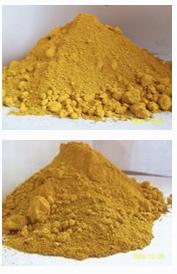 ossido di ferro giallo